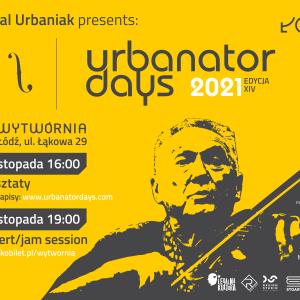Urbanator Days 2021 grafika